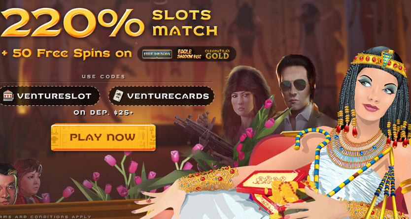Exclusive Casino no deposit